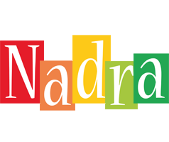 Nadra colors logo