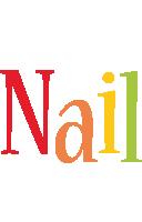 Nail birthday logo