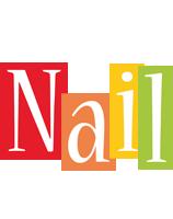 Nail colors logo