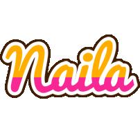 Naila smoothie logo