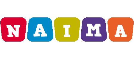 Naima kiddo logo