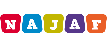 Najaf kiddo logo