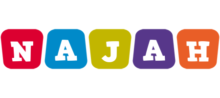 Najah kiddo logo