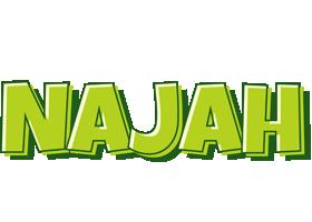 Najah summer logo