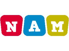 Nam kiddo logo