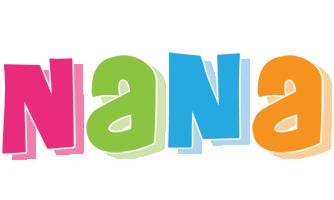 Nana Logo | Name Logo Generator - I Love, Love Heart ...