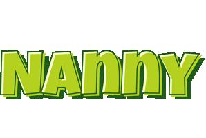 Nanny summer logo
