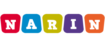Narin kiddo logo