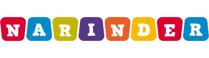 Narinder kiddo logo