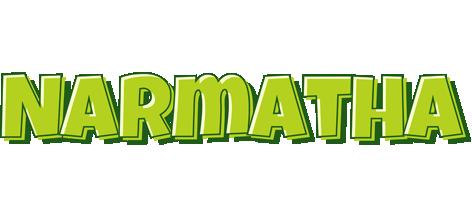 Narmatha summer logo