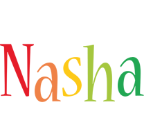 Nasha birthday logo