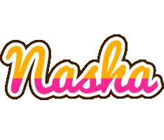 Nasha smoothie logo