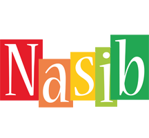 Nasib colors logo