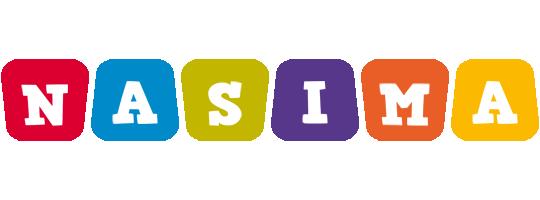 Nasima kiddo logo