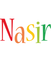 Nasir birthday logo
