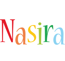 Nasira birthday logo