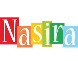 Nasira colors logo