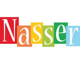 Nasser colors logo
