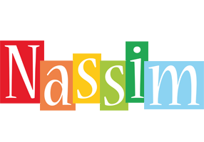 Nassim colors logo