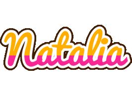 Natalia smoothie logo