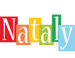 Nataly colors logo