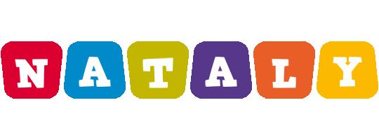 Nataly kiddo logo