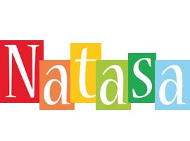 Natasa colors logo