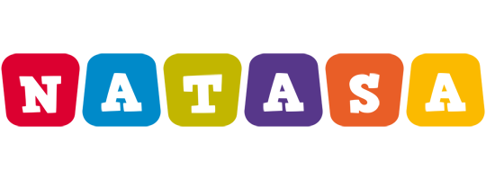 Natasa kiddo logo