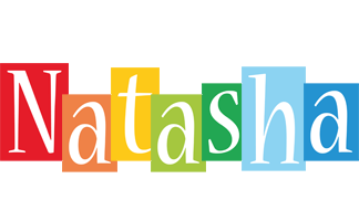 Natasha colors logo