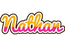 Nathan smoothie logo