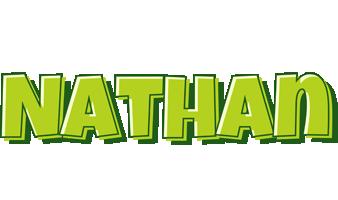 Nathan summer logo
