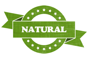 NATURAL logo effect. Colorful text effects in various flavors. Customize your own text here: http://www.textGiraffe.com/logos/natural/