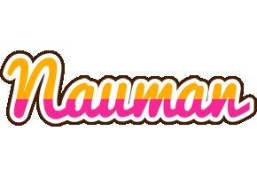 Nauman smoothie logo