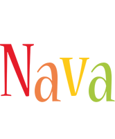 Nava birthday logo
