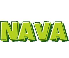 Nava summer logo