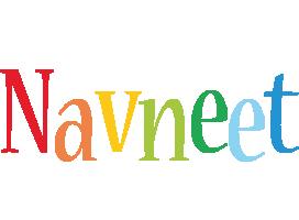 Navneet birthday logo