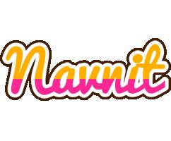 Navnit smoothie logo