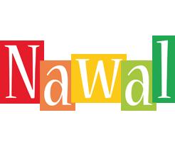 Nawal colors logo