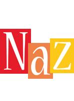 Naz colors logo