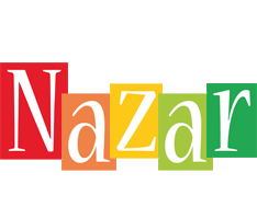 Nazar colors logo