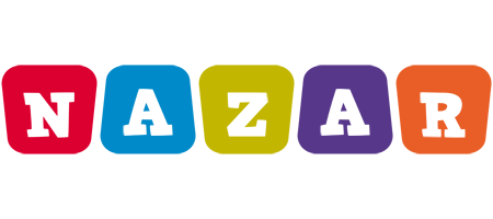Nazar kiddo logo