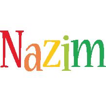 Nazim birthday logo