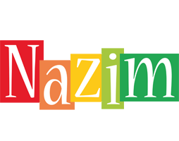 Nazim colors logo
