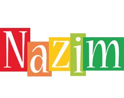 Nazim colors logo