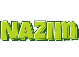 Nazim summer logo