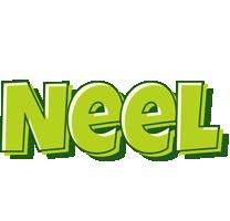 Neel summer logo