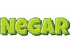 Negar summer logo