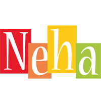 Neha colors logo