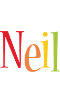 Neil birthday logo
