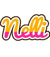 Nelli smoothie logo